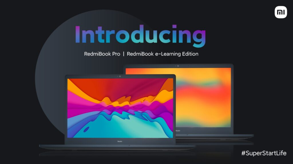 RedmiBook Pro, RedmiBook e-Learning edition laptops launched in India