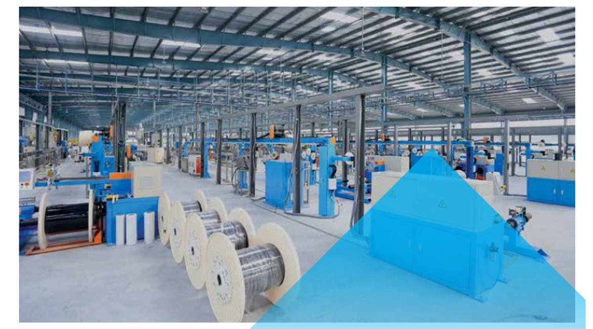 HFCL OFC Cable Plant