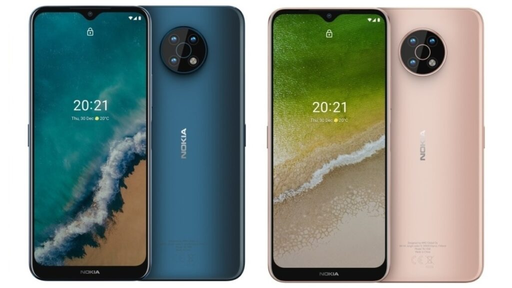 Nokia G50 with Snapdragon 480 SoC, 5000mAh battery, triple rear cameras launched