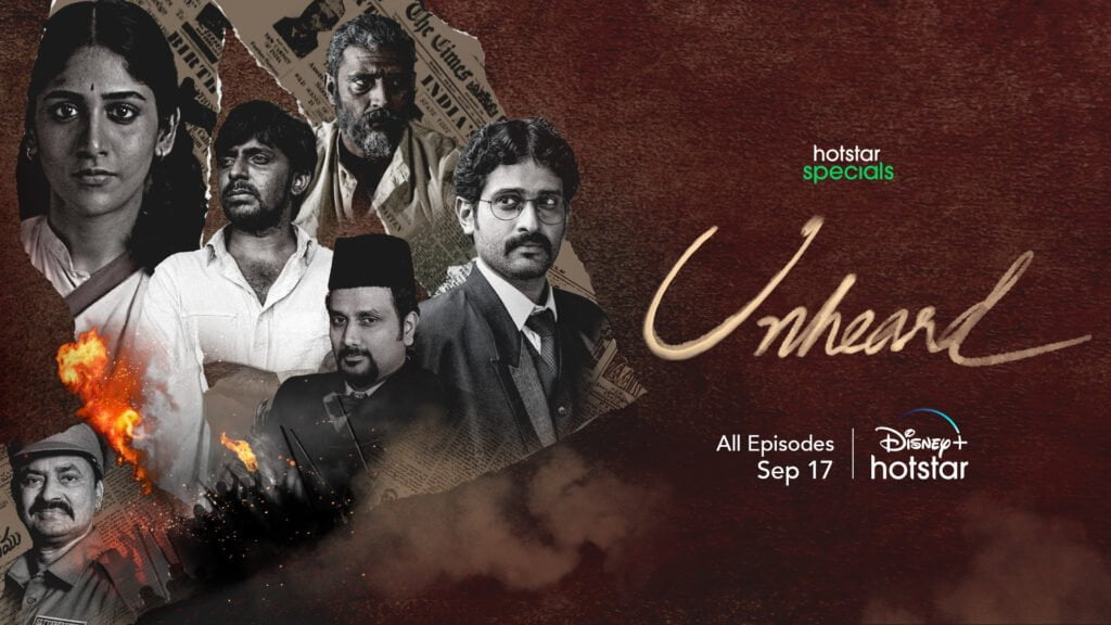 Unheard Review: Each character's contrasting ideologies set up riveting conversations