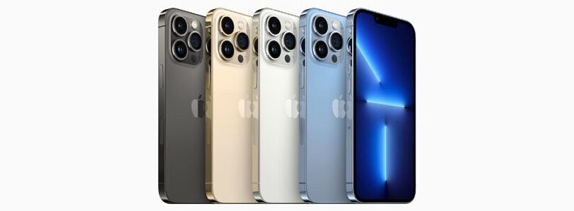 Apple iPhone 13 series launched with bigger battery and better display
